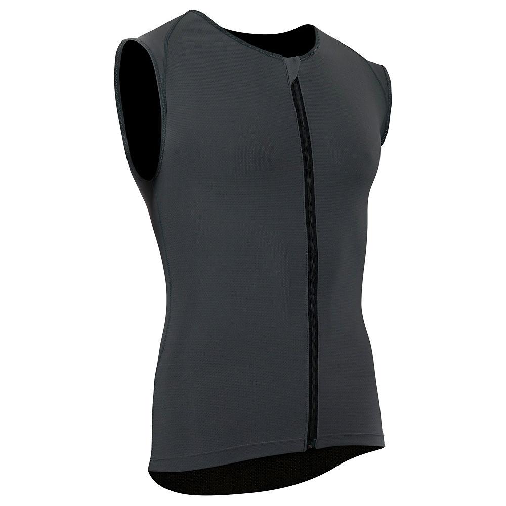 IXS Flow Protective Vest 2018 - Grey, Grey