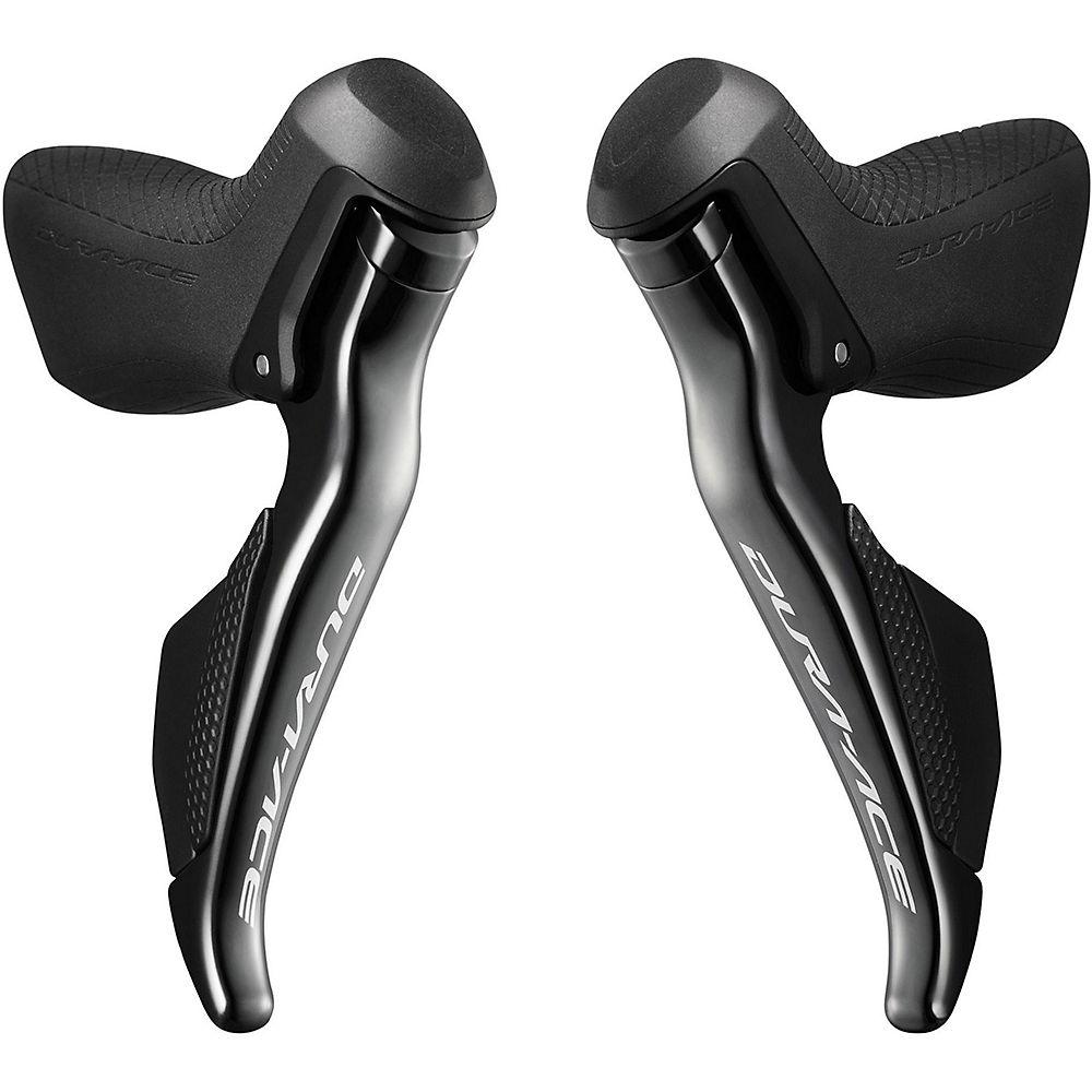 ComprarJuego de manetas de cambio STI Shimano Dura-Ace Di2 R9150 2x11 - Negro - Pair, Negro