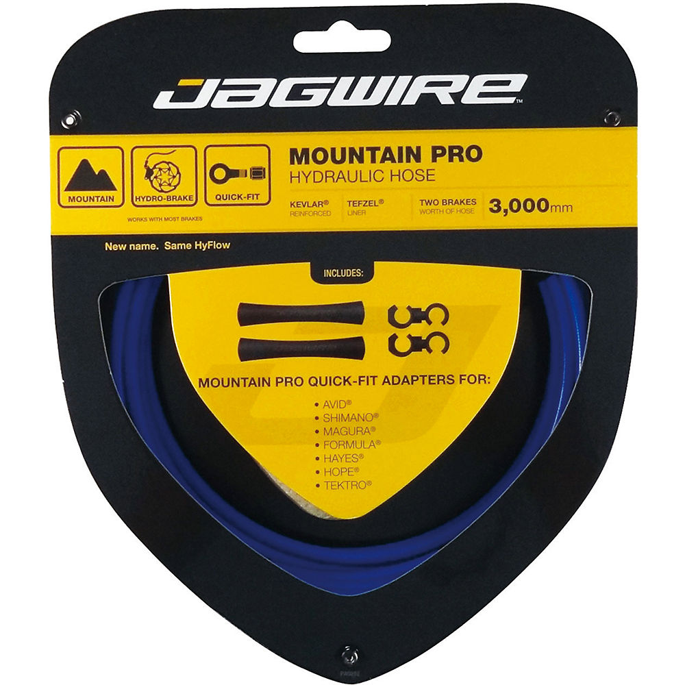 Image of Câbles de freins à disque Jagwire Mountain Pro Hydraulique - Bleu