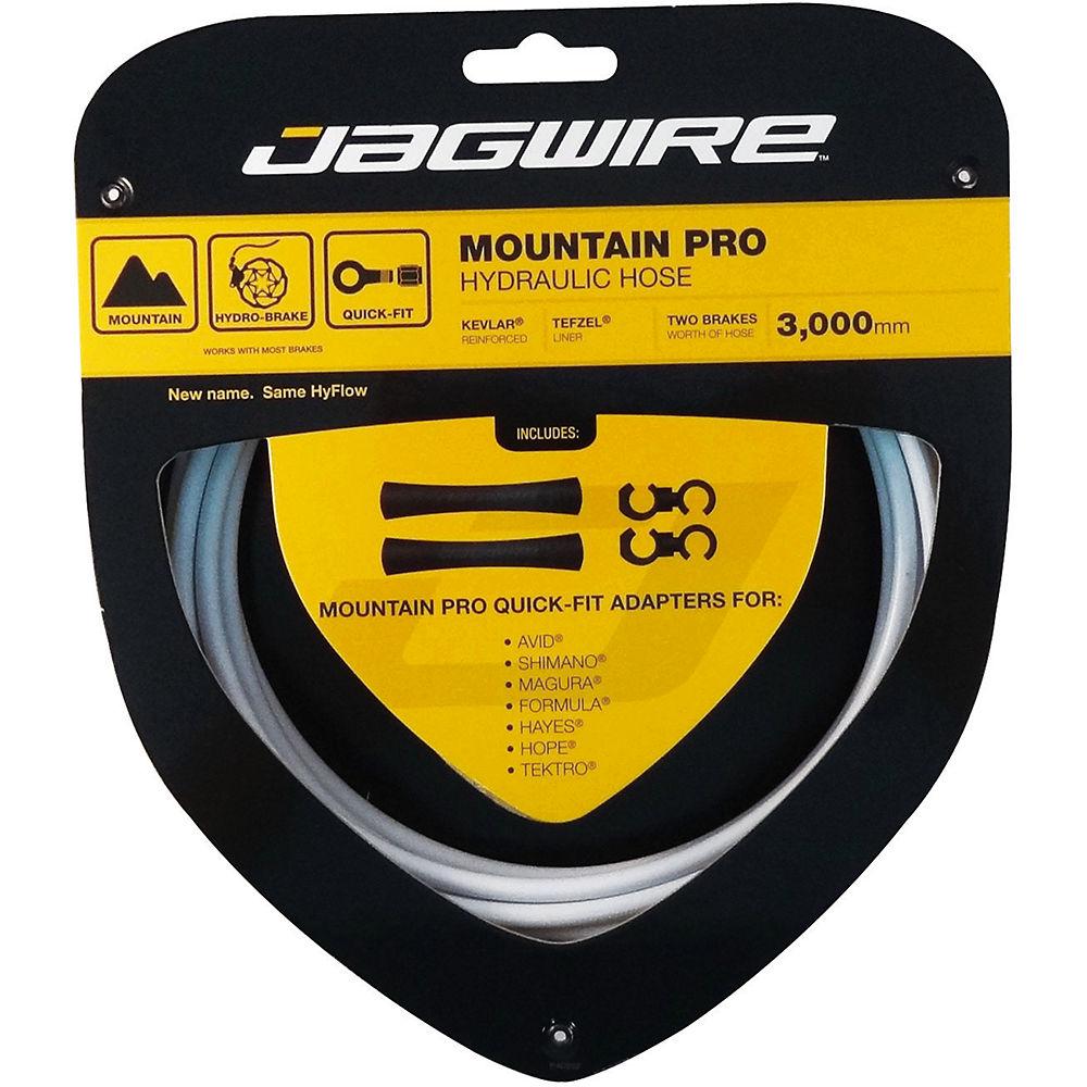 Image of Câbles de freins à disque Jagwire Mountain Pro Hydraulique - Blanc