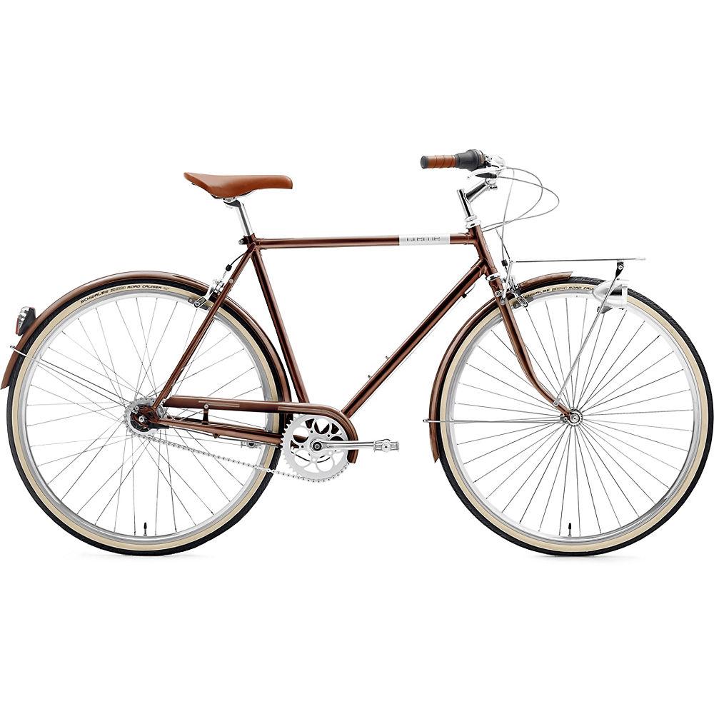 Bicicleta de hombre Creme CafeRacer Solo 7 velocidades 2017