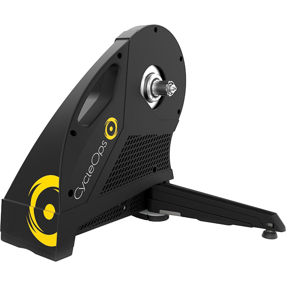 Rodillo de entrenamiento de fijación directa CycleOps The Hammer Smart