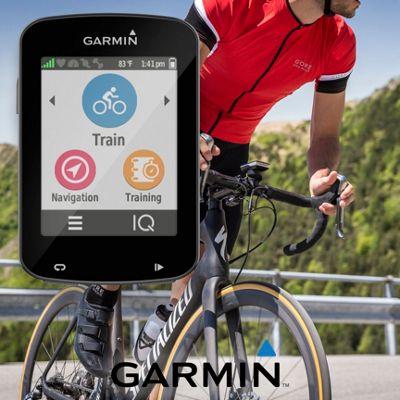 Ciclocomputador GPS Garmin Edge 820
