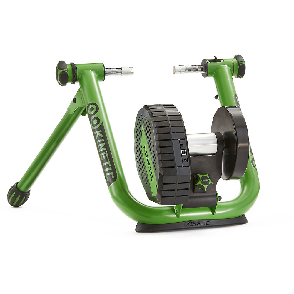 Home trainer Kinetic Road Machine Control Smart Vert Chainreactioncycles