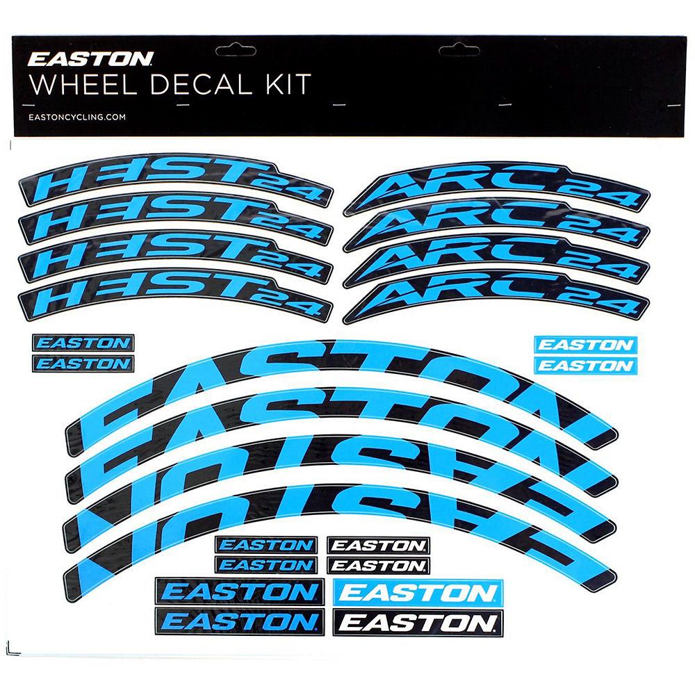 Juego de pegatinas para llanta de MTB Easton Heist / Arc 24