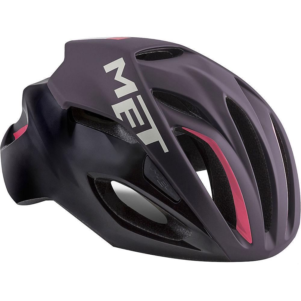 MET Rivale Helmet 2018 - Purple - S, Purple