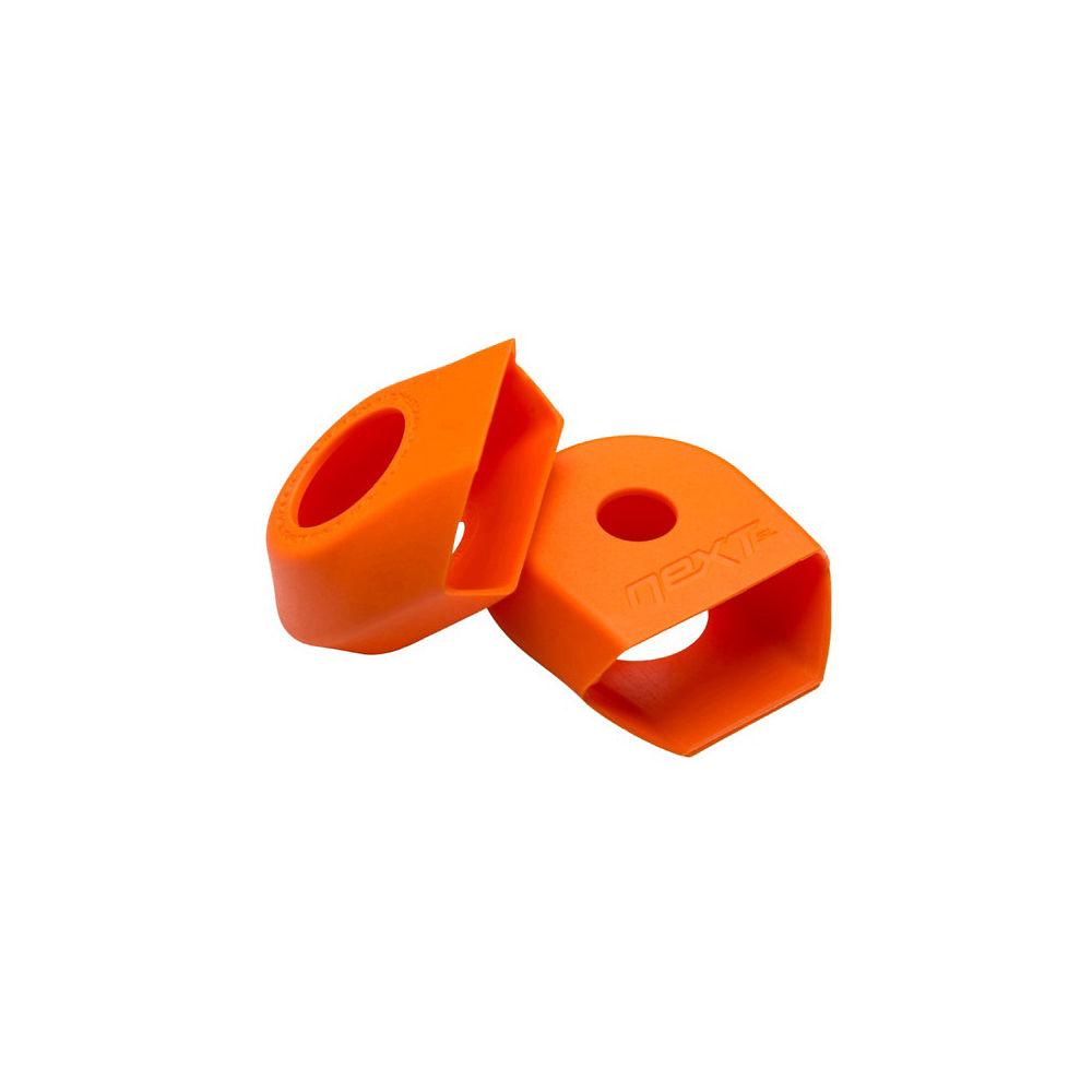Race Face G4 Next Boot Cranks - Orange - Twin Pack  Orange