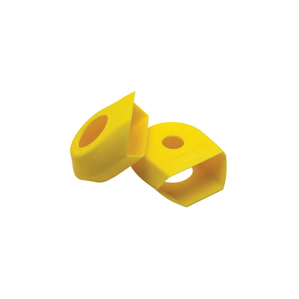 Race Face G4 Next Boot Cranks - Yellow - Twin Pack  Yellow