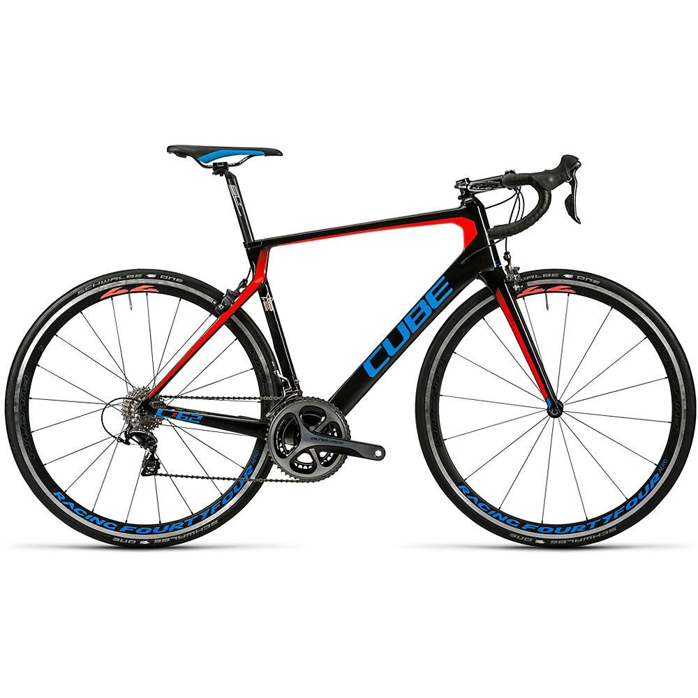 Bicicleta de carretera Cube Agree C:62 SL 2016