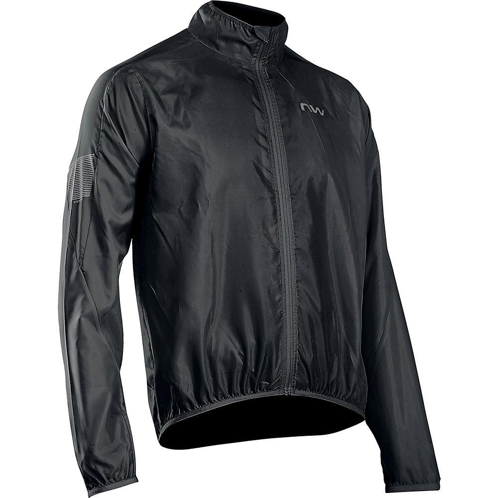 Northwave Vortex Jacket - Black - S  Black