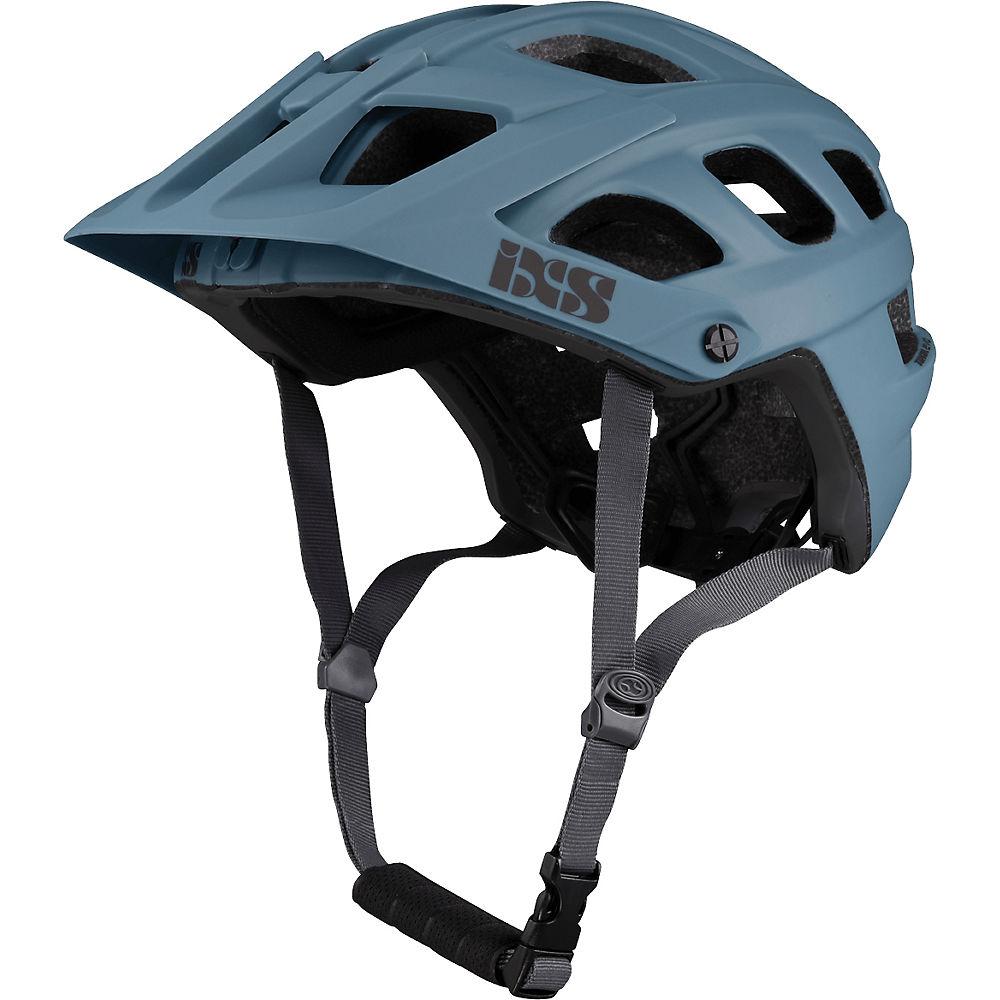 IXS Trail EVO Helmet – Ocean – L/XL/XXL, Ocean