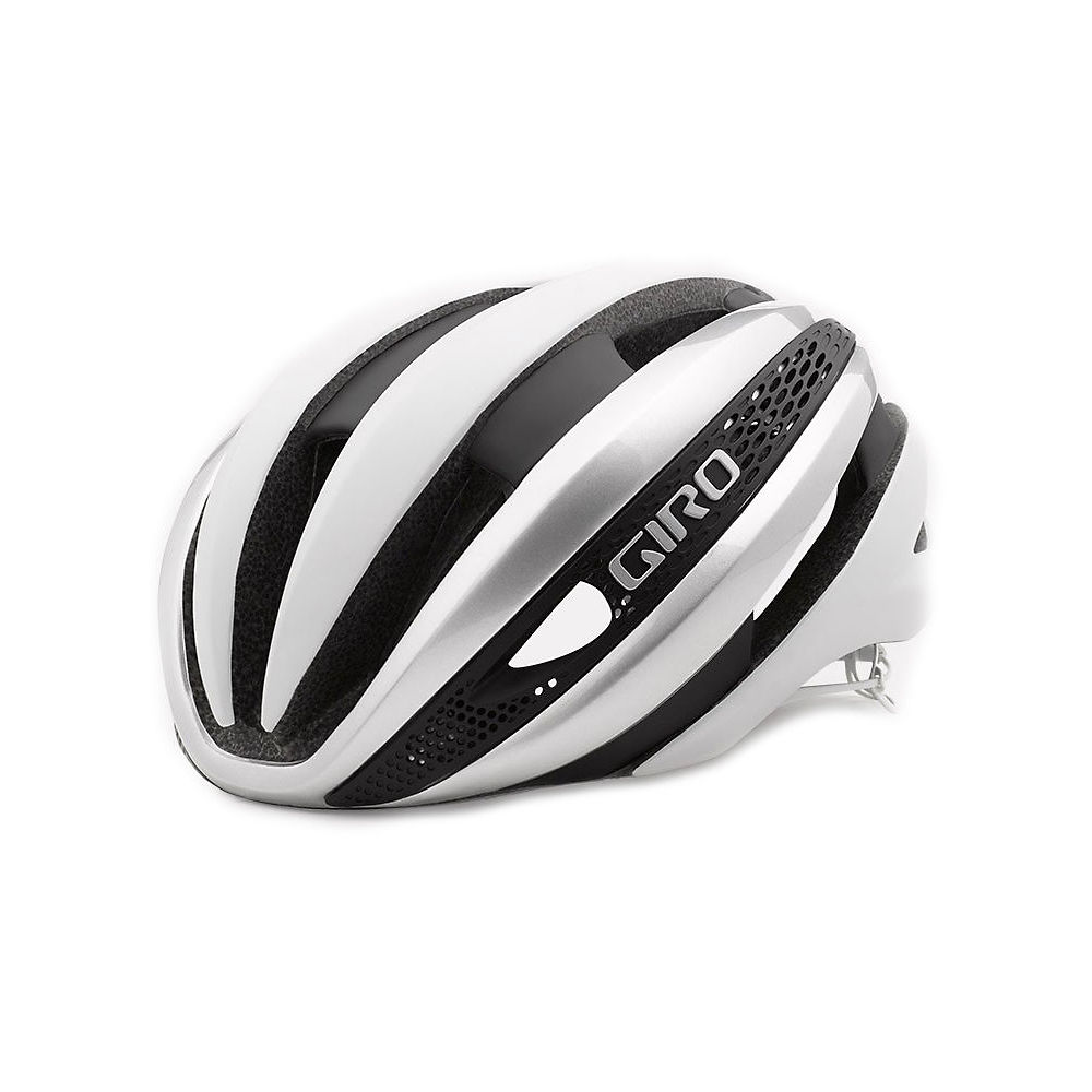 Casco Giro Synthe MIPS - White-Silver 20, White-Silver 20