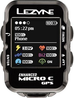 Ciclocomputador GPS Lezyne Micro Colour