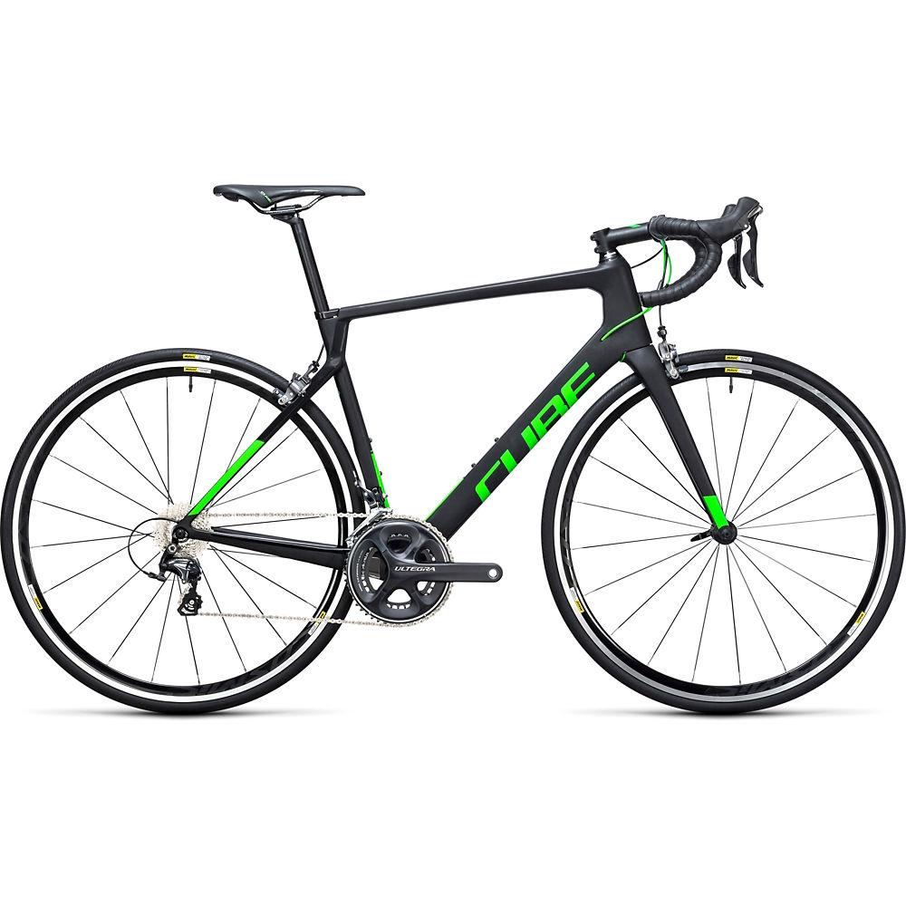 Bicicleta de carretera Cube Agree C:62 Pro 2017