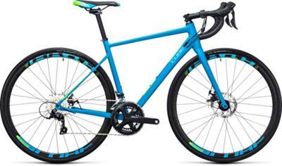 Bicicleta de carretera de disco de mujer Cube Axial WLS Pro 2017