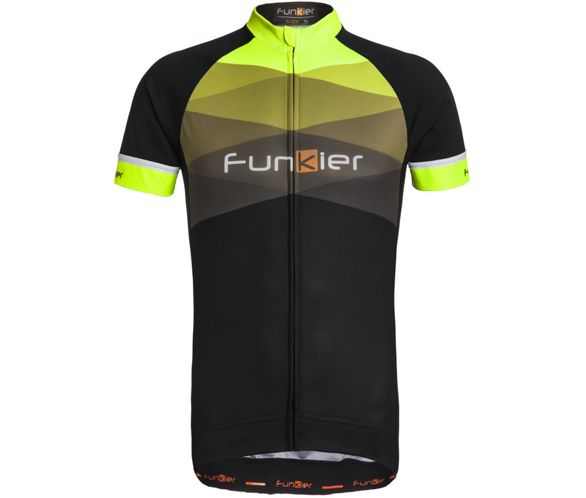 420f4ef27 Funkier Rideline Gents Short Sleeve Jersey 2017