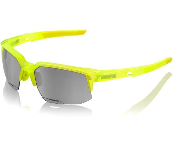 603b1c949 100% SpeedCoupe Sport Sunglasses - Smoke Lens | Chain Reaction Cycles
