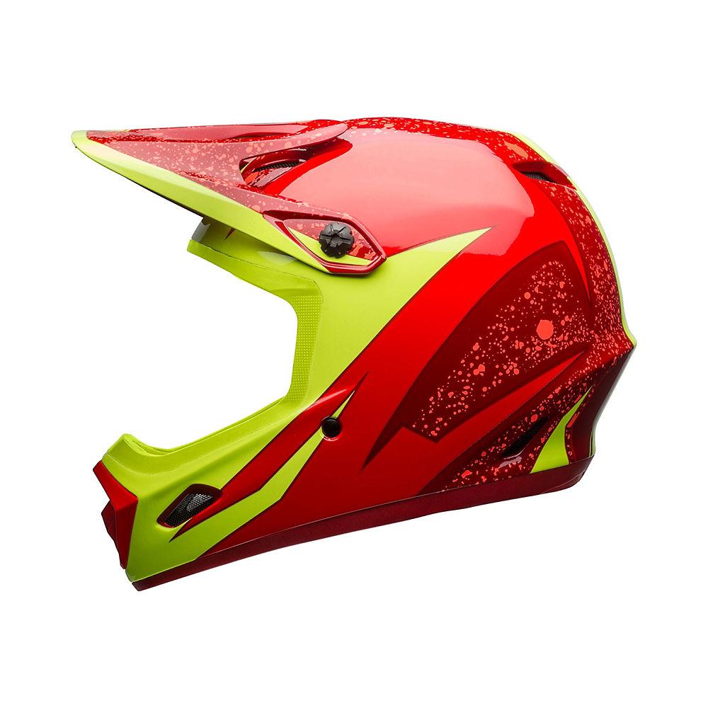 Bell Transfer-9 Helmet – Red Marsala – Retina Sear – XL, Red Marsala – Retina Sear