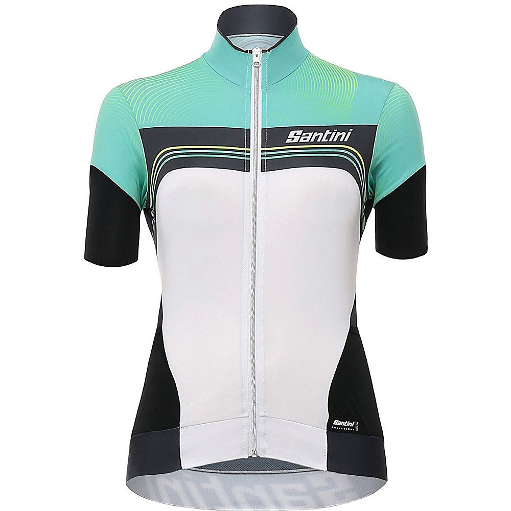 005d38f63 Santini Womens QOM Short Sleeve Jersey SS17 £34.0 (59% Off).