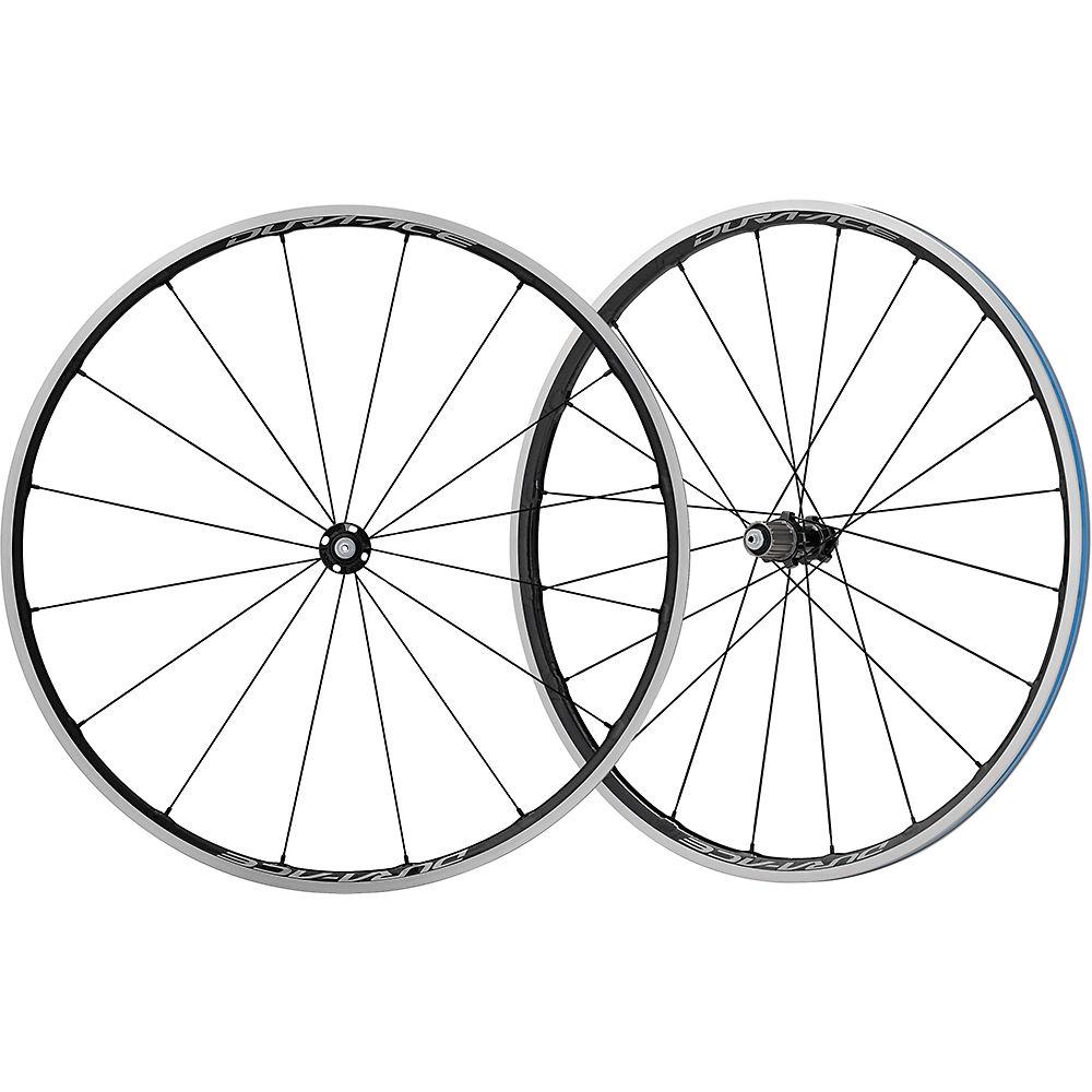 Shimano Dura-ace R9100 C24 Clincher Wheelset - Black - 700c  Black