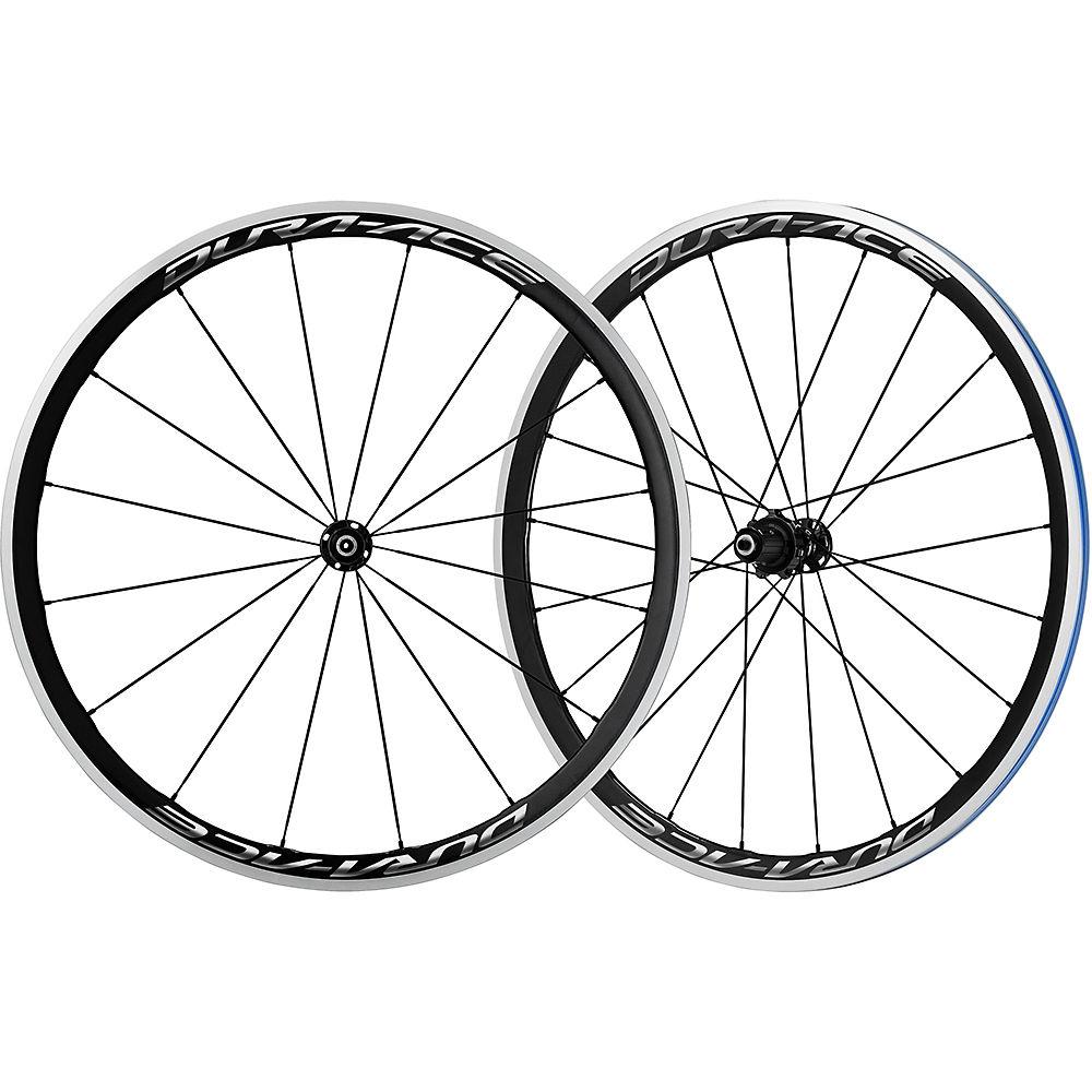 Shimano Dura-ace R9100 C40 Clincher Wheelset - Black - 700c  Black