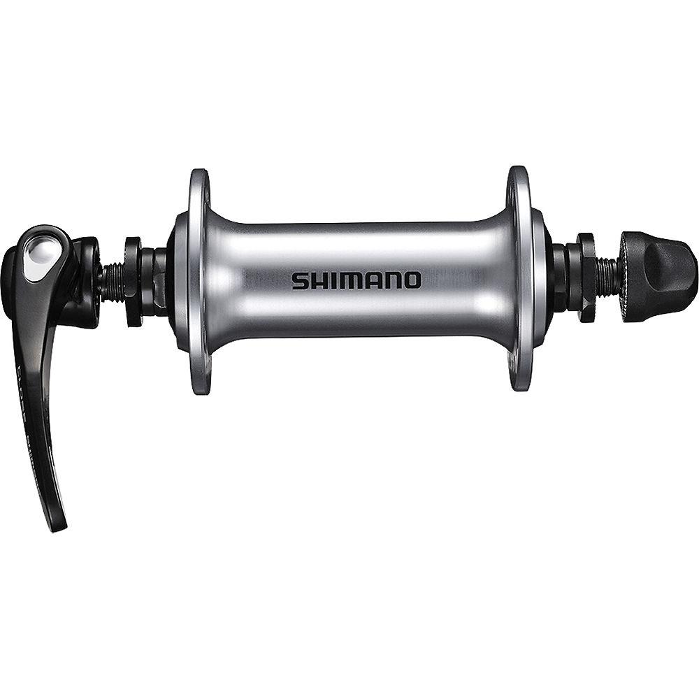 Shimano Tiagra RS400 Front Hub - Silver - 36 Holes, Silver