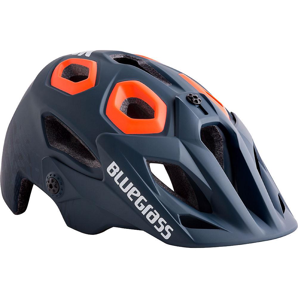 Bluegrass Golden Eyes Helmet 2017 – Petrol Blue-Orange, Petrol Blue-Orange