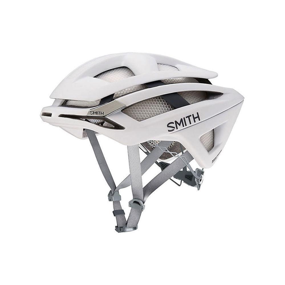 Smith Overtake Helmet 2017 – Matte White Frost, Matte White Frost