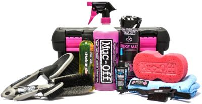 Kit de limpieza Muc-Off CRC Pro (3- exclusivo)