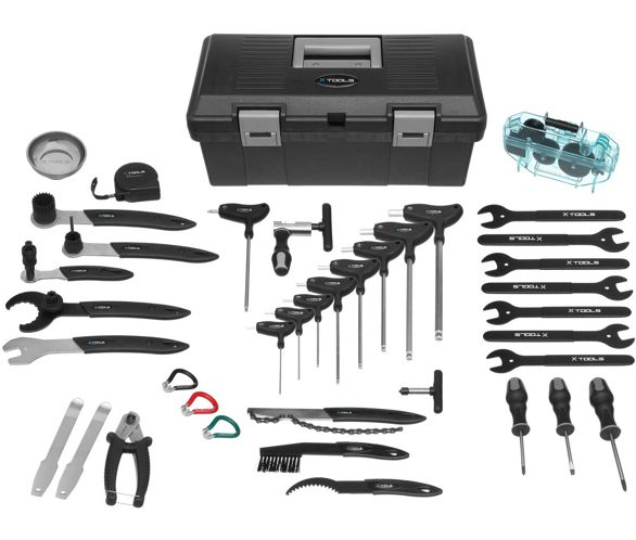 X-Tools Pro 39 Piece Tool Kit | Chain Reaction Cycles