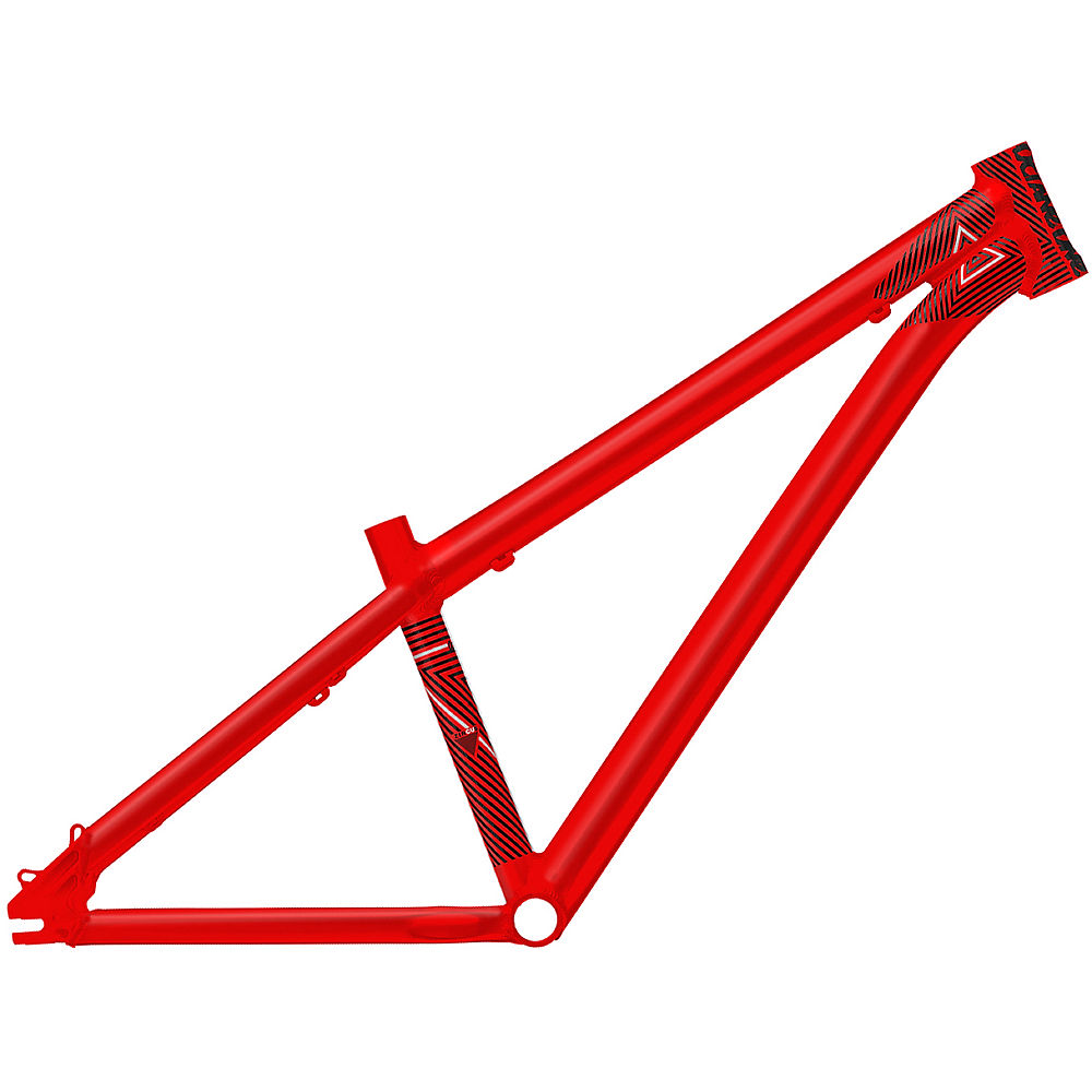 Octane One Zircus Frame 2020 – Red, Red