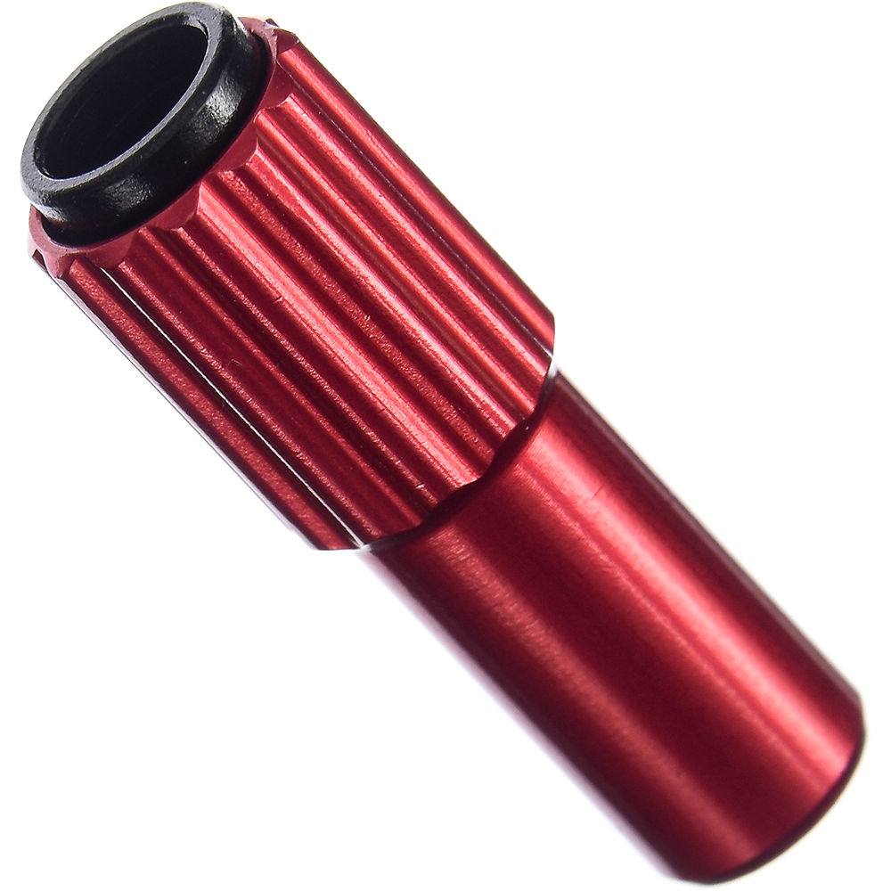 Lifeline Inline Adjuster - Gear Cable - Red  Red