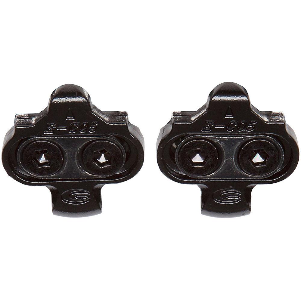 LifeLine Shimano SPD MTB Cleats - Black, Black