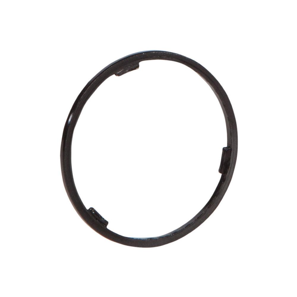 Lifeline 10 Speed Cassette Spacer - Black  Black