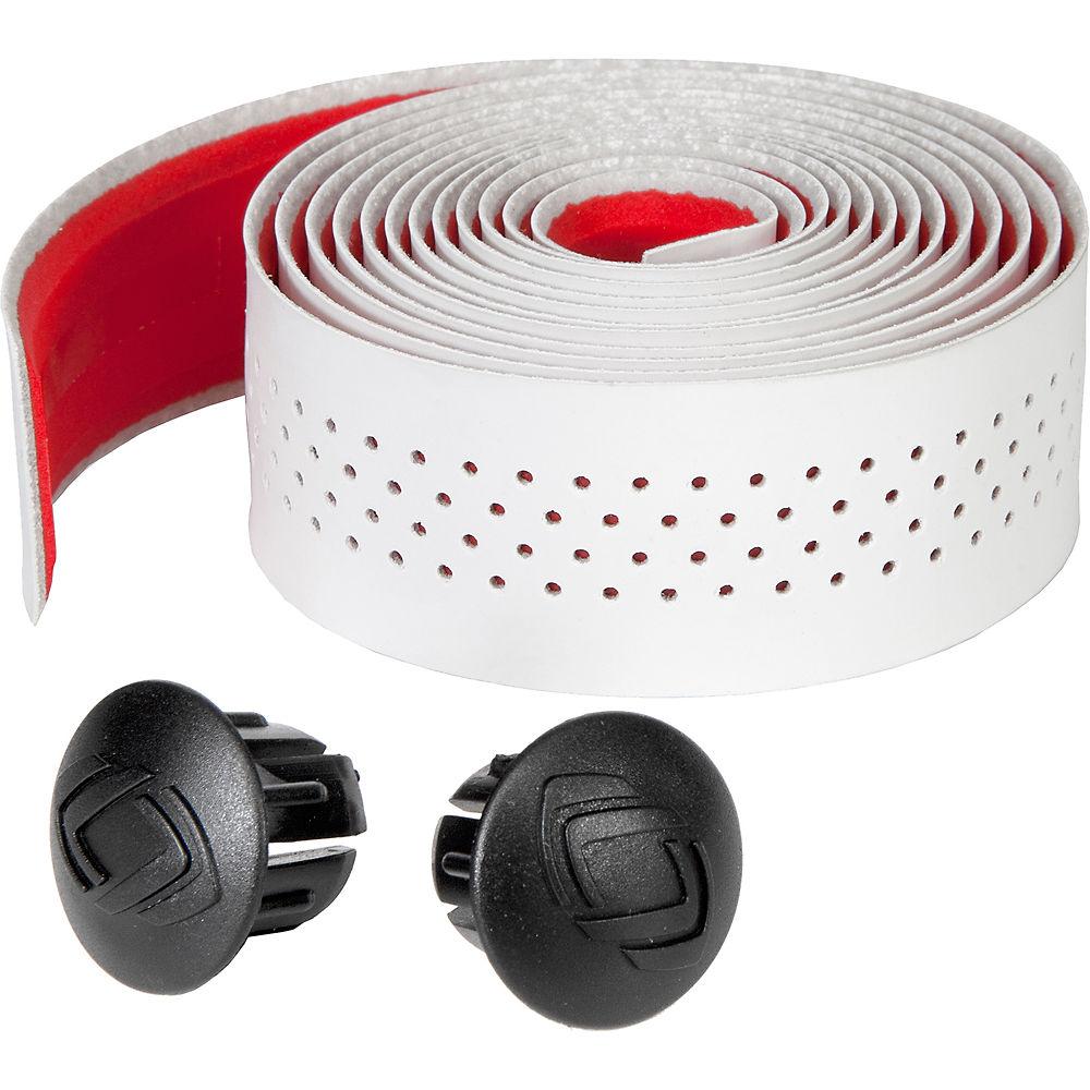 Lifeline Superlight Pu Shock-absorbing Bar Tape - White - 2mm  White