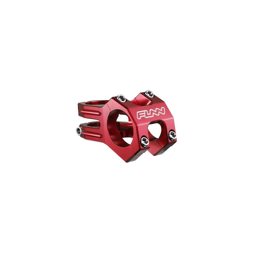 Funn Funnduro 35 Stem - Red - 1.1/8  Red