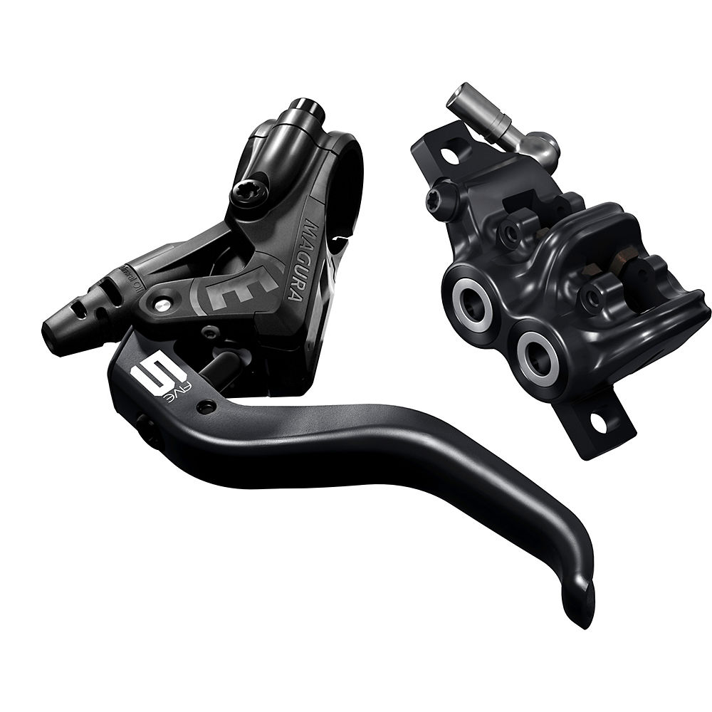 Magura MT5 MTB Disc Brake - Black - Left or Right Hand, Black