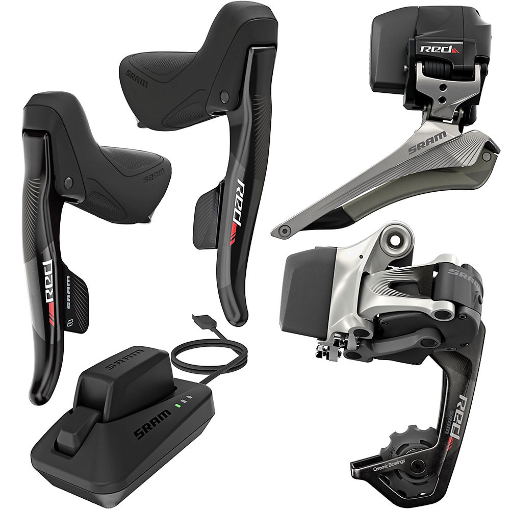 SRAM Red eTap 2×11 WIFLI Groupset