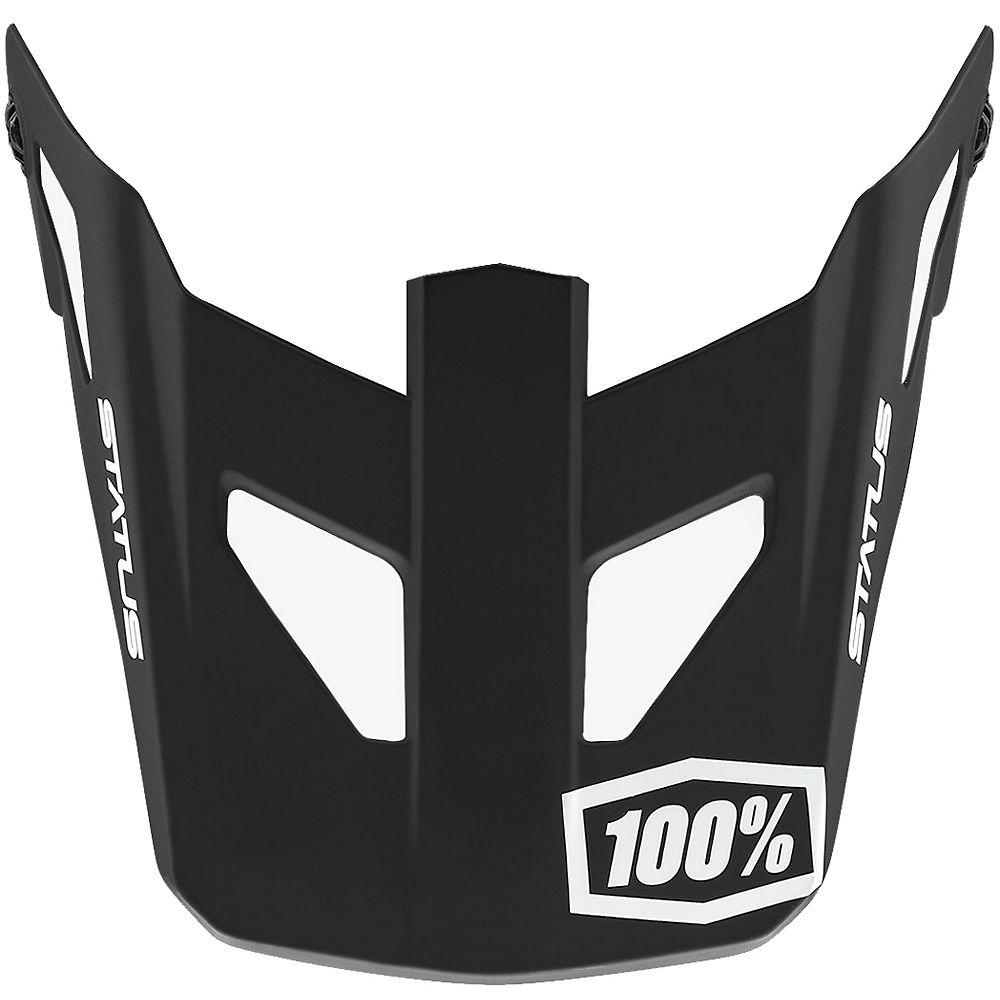 100% Status Helmet Replacement Visor - Arsenal - One Size, Arsenal