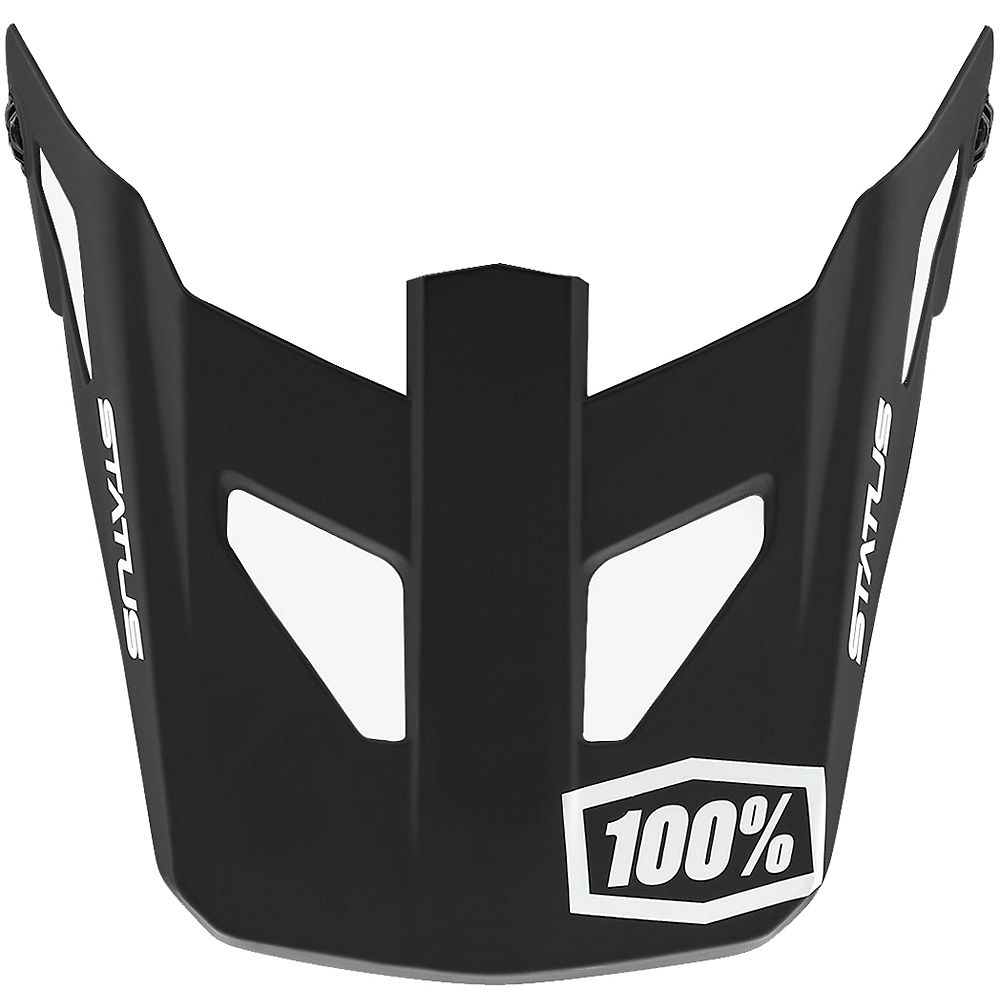 100% Status Helmet Replacement Visor - Arsenal - One Size  Arsenal