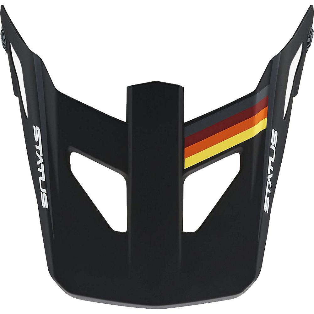 100% Status Helmet Replacement Visor - Kramer - One Size  Kramer