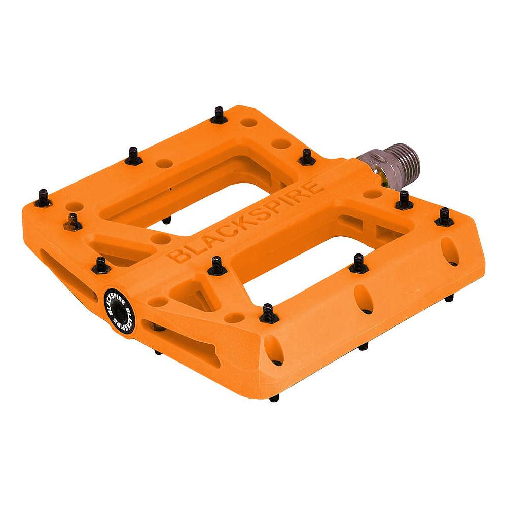Image of Pédale Blackspire Nylotrax - Orange