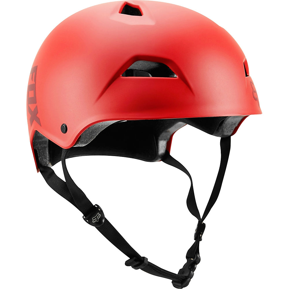 Image of Casque Fox Racing Flight Sport Hardshell - Rouge brillant, Rouge brillant