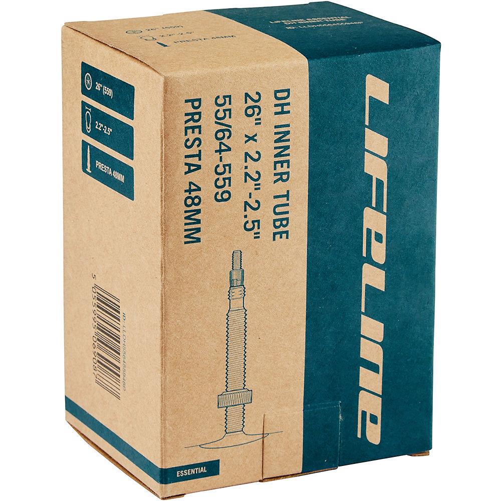 LifeLine DH MTB Inner Tube - 40mm Valve