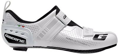 Zapatillas de carbono Gaerne Kona - Blanco - EU 42, Blanco