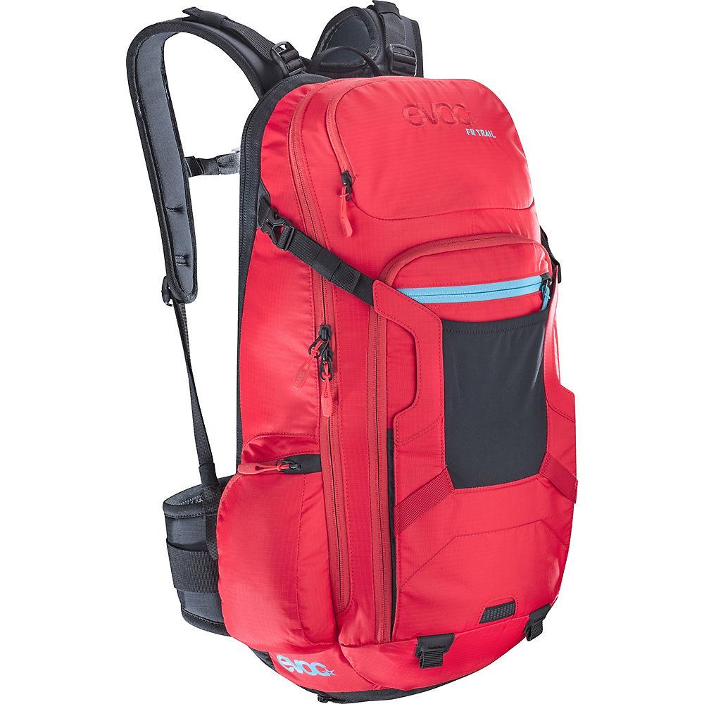 Image of Zaino Evoc FR Trail 20L - rosso - M/L, rosso