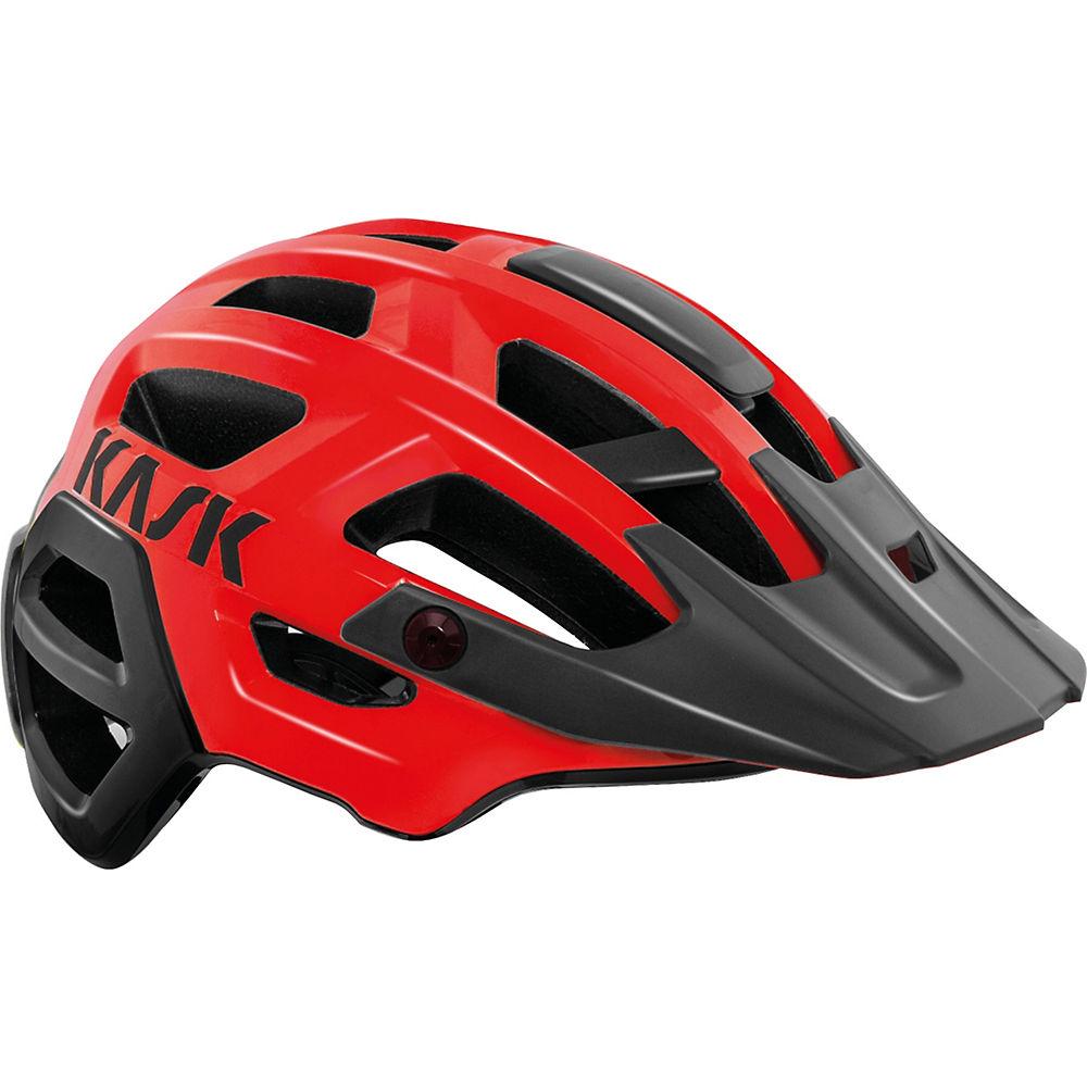 Image of Kask Rex Helmet - Red, Red