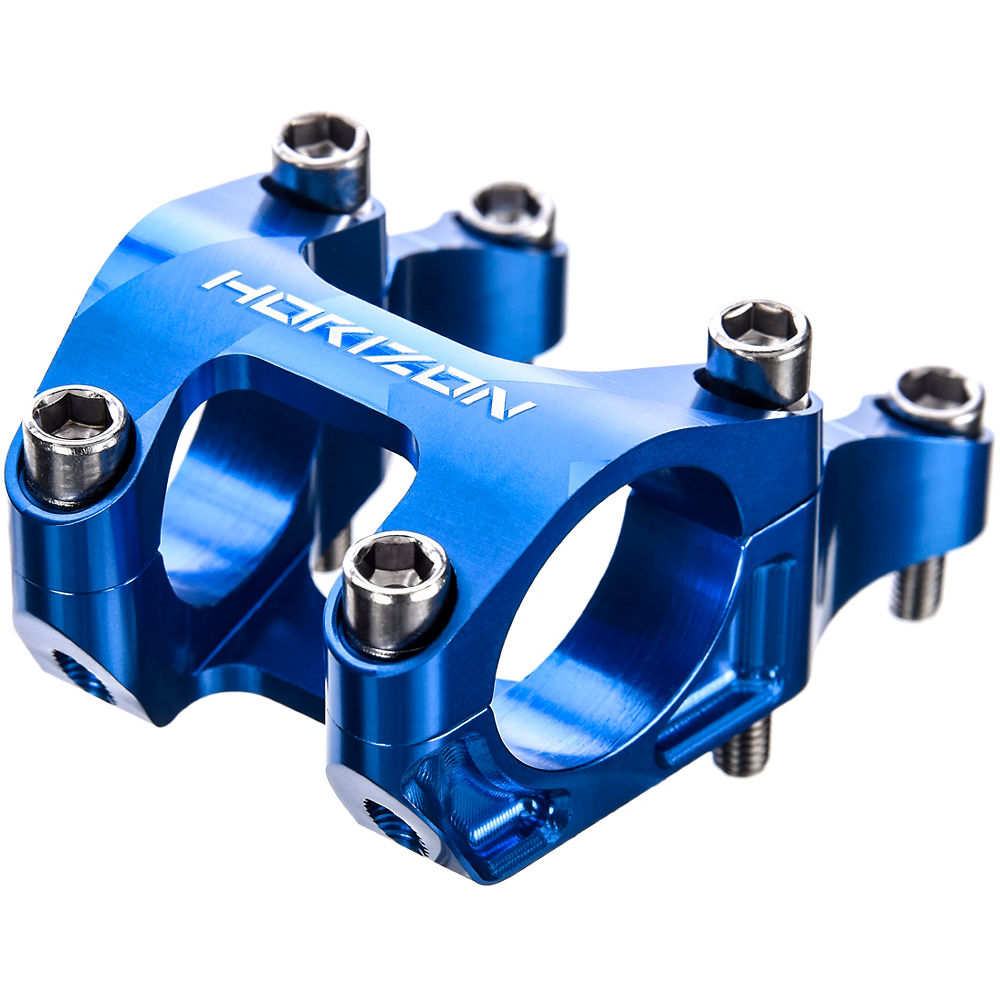 Nukeproof Horizon Direct Mount Stem - Blue - 31.8mm  Blue