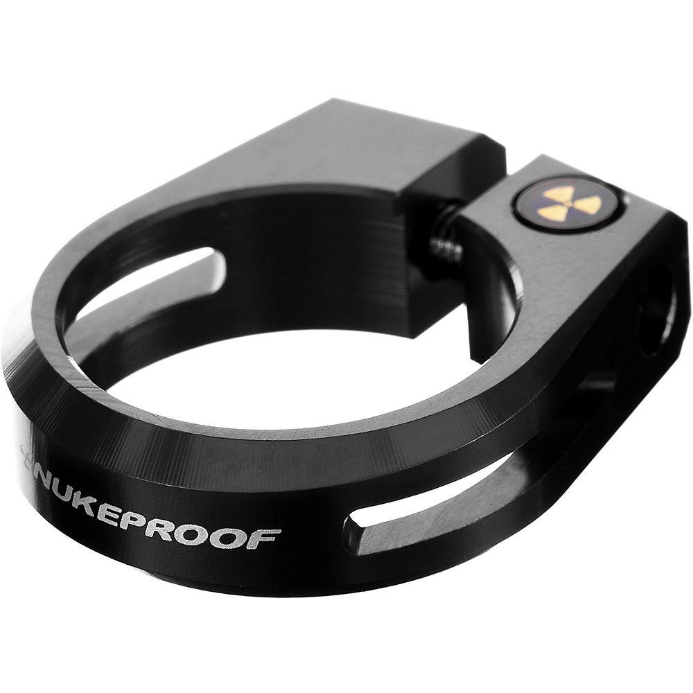 Nukeproof Horizon Seat Clamp - Black - 36.4mm  Black