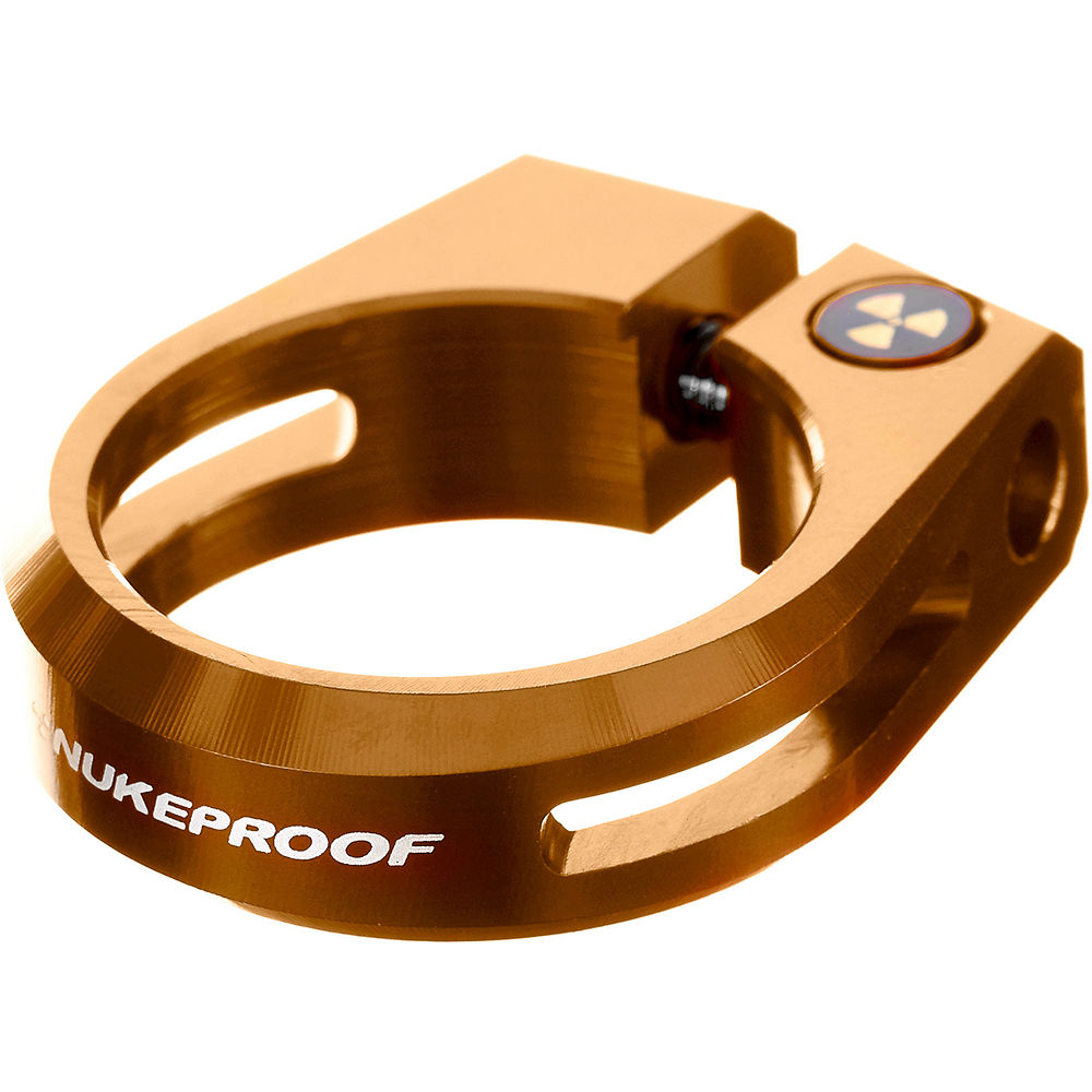 Nukeproof Horizon Seat Clamp - Copper - 34.9mm  Copper
